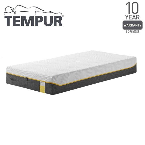 【送料無料】TEMPUR 低反発マットレス クイーン『センセーションエリート25 ~厚みのあるテンピュール高耐久性ベースで寝心地アップ~』 正規品 10年保証付き【代引不可】