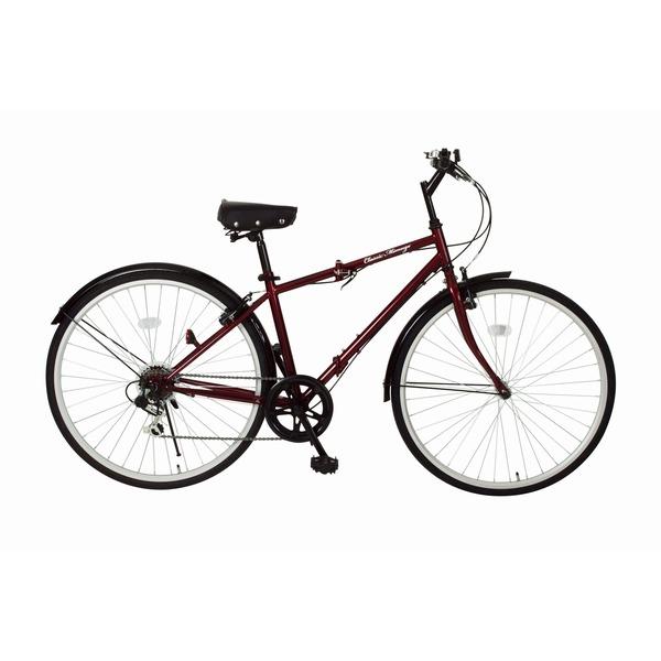 【送料無料】折畳み自転車 ClaSSic Mimugo FDB700C 6S MG-CM700C【代引不可】