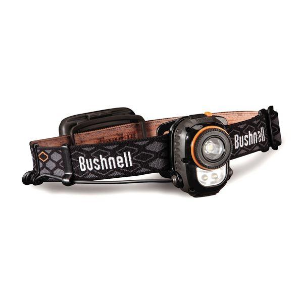 【送料無料】LEDヘッドライト レッドハロー/ロックアウト機能 ブッシュネル 【日本正規品】 ルビコン150