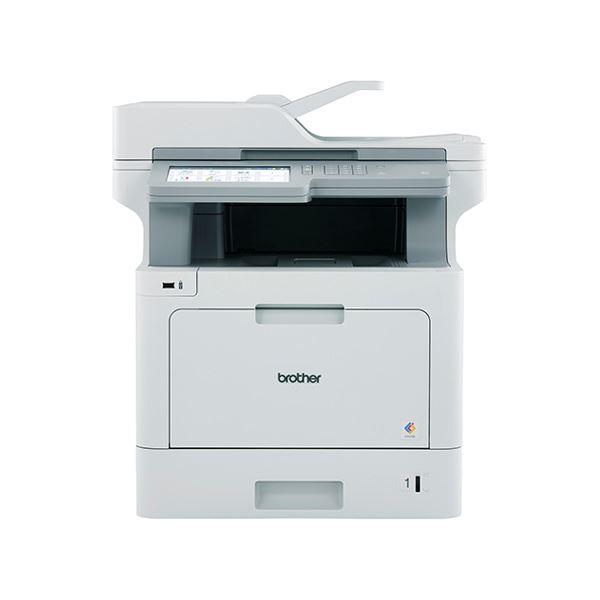 ブラザー工業 A4カラーレーザー複合機/FAX/31PPM/両面印刷・同時スキャン/有線・無線LAN/ADF MFC-L9570CDW