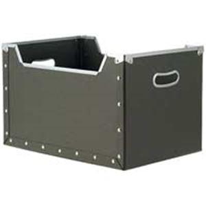 【送料無料】(業務用10セット) ジョインテックス 紙製ファイルスタンド&BOX B776J