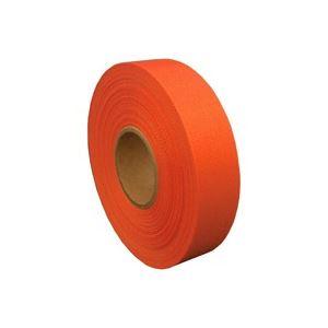 (業務用200セット) ジョインテックス カラーリボンオレンジ 12mm*25m B812J-OR