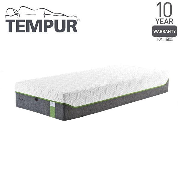 【送料無料】TEMPUR 低反発マットレス シングル『ハイブリッドリュクス30 ~テンピュール2層マイクロコイルで弾力性のある寝心地~』 正規品 10年保証付き【代引不可】