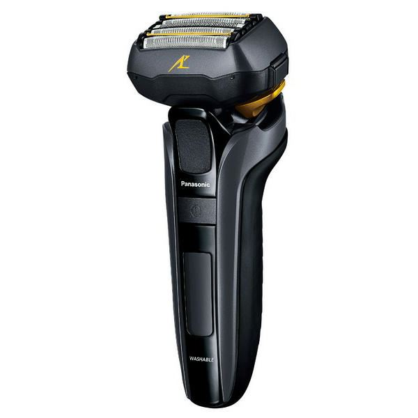 【送料無料】ラムダッシュ(電気シェーバー/髭剃り) 黒 5枚刃 水洗い 海外対応 ES-LV5C-K 『Panasonic パナソニック』