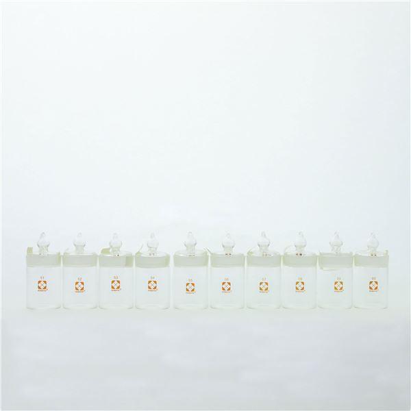 【送料無料】【柴田科学】秤量びん 29mL【10個】 012760-3060A