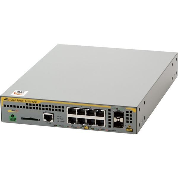 アライドテレシス AT-SH230-10GP PoEスイッチ 3524R