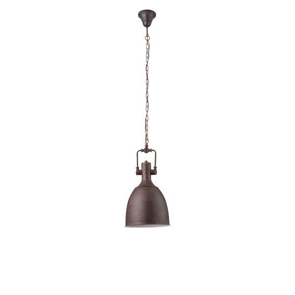 【送料無料】ペンダントライト(照明器具/ダイニング/玄関/リビング照明) ブラウン LHT-718ABR