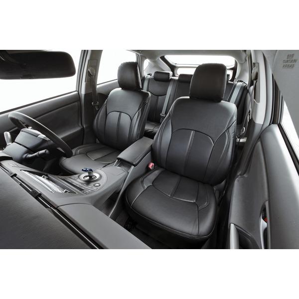 送料無料 STANCE スタンス シートカバー スタンダード 激安通販販売 日本 プリウスアルファ ZVW41W 代引不可 ブラック