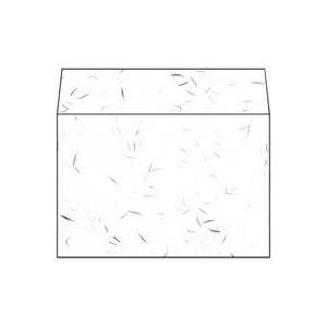 【送料無料】(業務用100セット) 長門屋商店 和み紙 ナフ-411 封筒洋形2号 10枚
