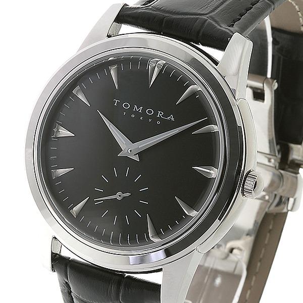 【送料無料】TOMORA TOKYO(トモラトウキョウ) 腕時計 日本製 T-1602-SSBK