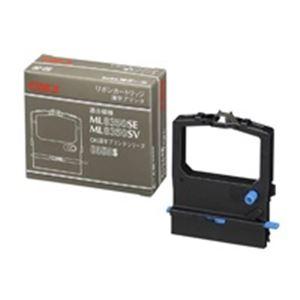 【送料無料】(業務用10セット) 沖データ インクリボン ET-8350S/SE