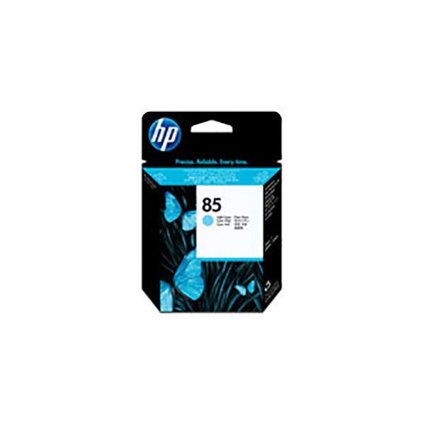 【送料無料】(業務用3セット) 【純正品】 HP プリントヘッド/プリンター用品 【C9423A 85 LC ライトシアン】