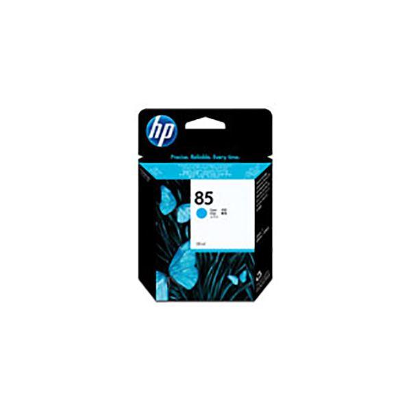 【送料無料】(業務用3セット) 【純正品】 HP インクカートリッジ 【C9425A 85 C シアン】 28ML