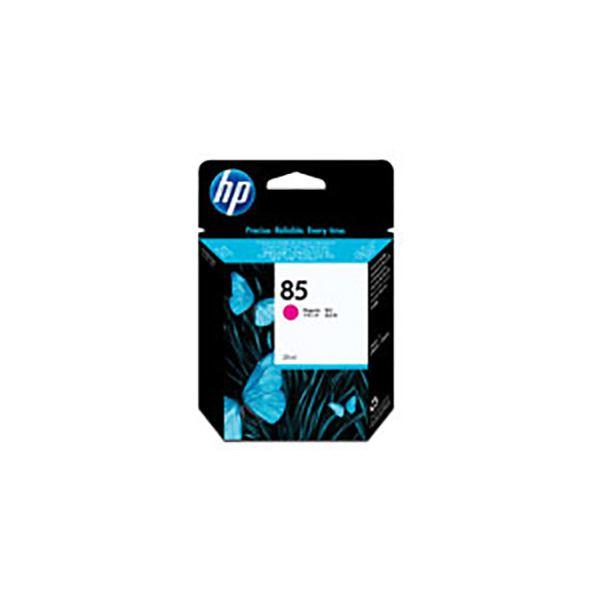 【送料無料】(業務用3セット) 【純正品】 HP インクカートリッジ 【C9426A 85 M マゼンタ】 28ML