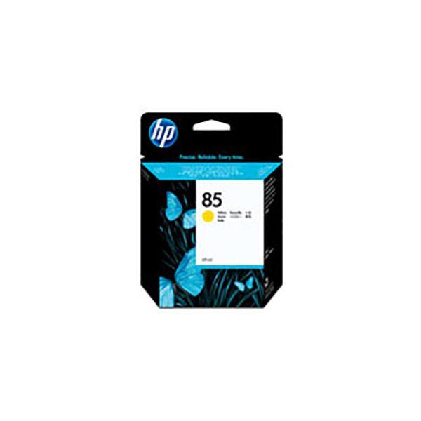 (業務用3セット) 【純正品】 HP インクカートリッジ 【C9427A 85 Y イエロー】69ML