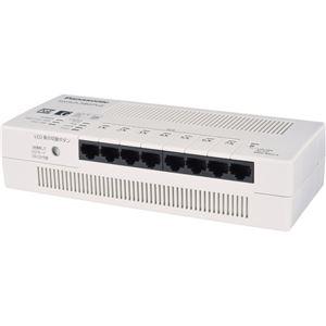 パナソニックESネットワークス 8ポート PoE給電スイッチングハブ Switch-S8GPoE