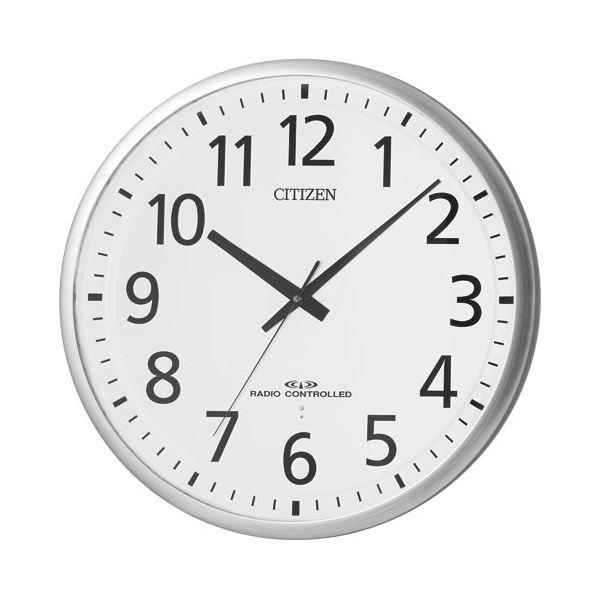 【送料無料】リズム時計 シチズン電波掛時計 8MY465-019