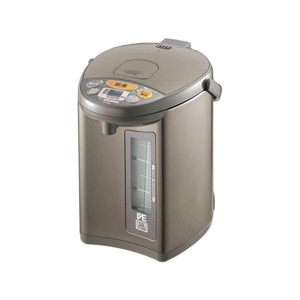 【送料無料】VE電気まほうびん/電気ポット 【3.0L】 トリプルセーブ湯沸し 5段階節約タイマー【代引不可】