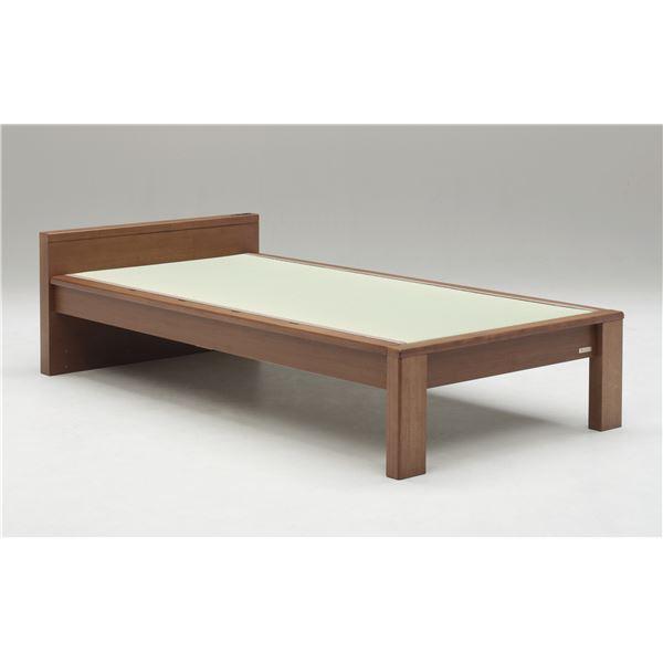 【海外限定】 畳ベッド【ベッドフレームのみ】【スミカ】 (シングル・ナチュラル・フラットタイプ) グランツ GLANZ【】, 東京日本橋 きもの たちばな 9fdc5021