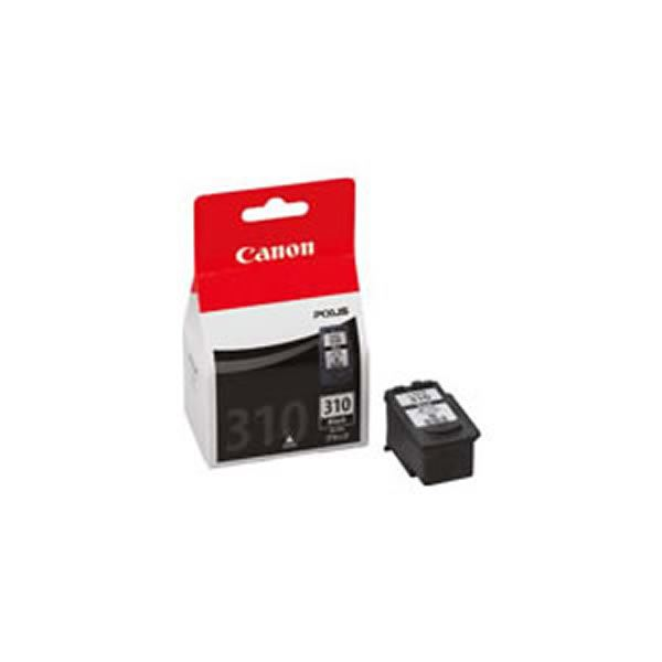 【送料無料】(業務用3セット)【純正品】 Canon キャノン インクカートリッジ/トナーカートリッジ 【BC-310 BK ブラック】 ×3セット