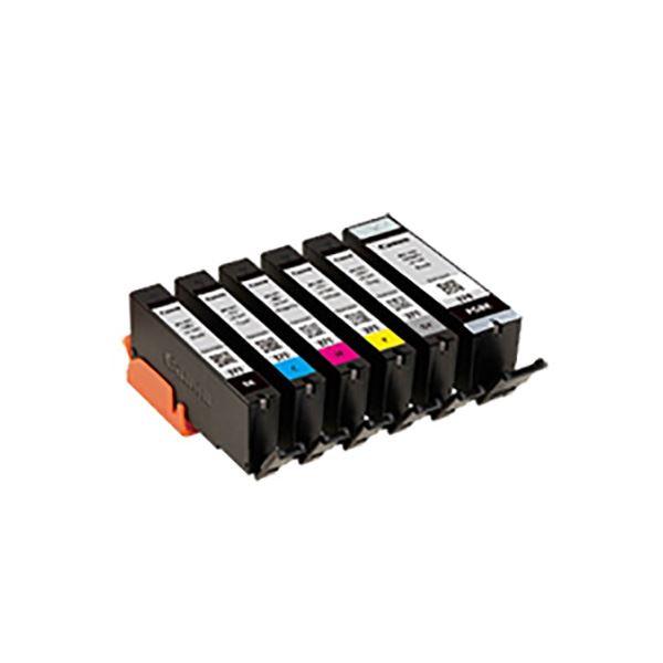 【送料無料】(業務用3セット) 【純正品】 Canon キャノン インクカートリッジ 【0732C004 BCI-371+370/6MP 6色パック】