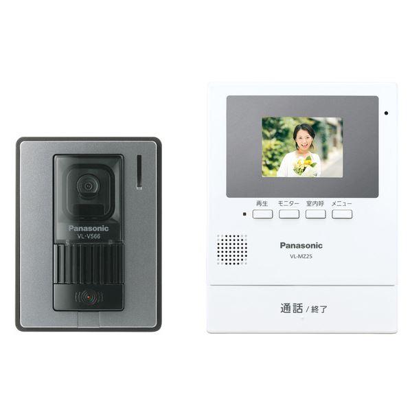 【送料無料】パナソニック(家電) テレビドアホン VL-SZ25K