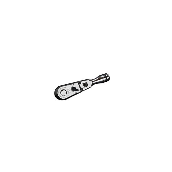 KTCネプロス NBR390FS (9.5SQ) ショートフレックスラチェットハンドル