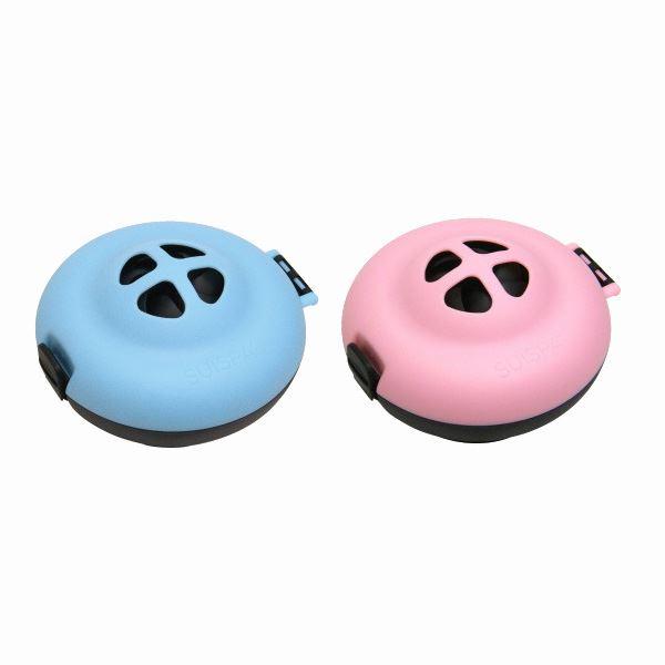 【送料無料】SUISPAスターターセット/全身用水素パック 【ローズ ピンク】 日本製