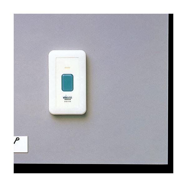 【送料無料】パナソニック 視聴覚補助・通報装置 ワイヤレス壁掛コール発信器 ECE1708P