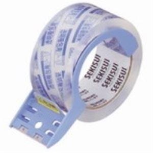 【送料無料】(業務用100セット) セキスイ 透明梱包用テープ P83TKKT 48mm×50m