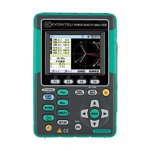 共立電気計器 電源品質アナライザ 6315【代引不可】