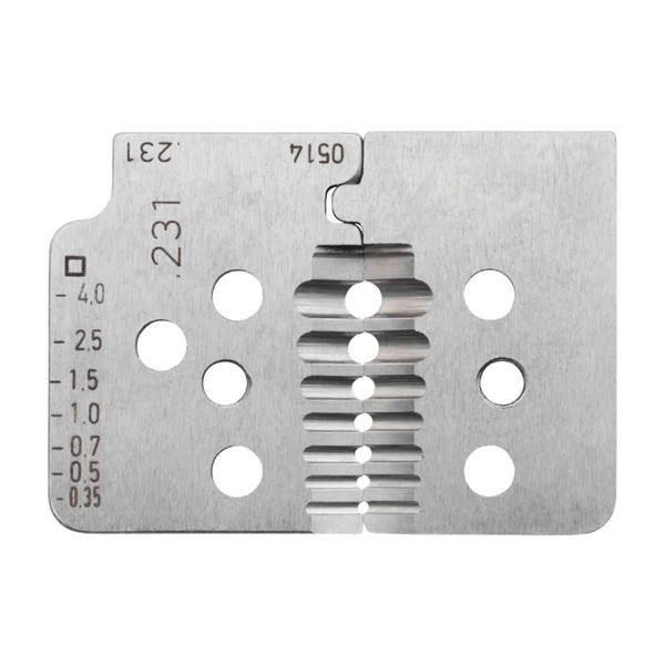 【送料無料】RENNSTEIG(レンシュタイグ) 708 231 3 0 ヨーロッパサイズストリップ用替刃