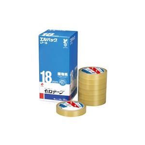 【送料無料】(業務用20セット) ニチバン セロテープ Lパック LP-18 18mm×35m 12巻