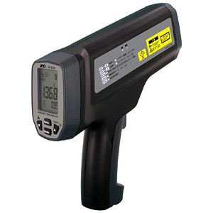 【送料無料】A&D(エーアンドデイ)電子計測機器 高温測定用 放射温度計(レーザーマーカーつき)AD-5618【代引不可】