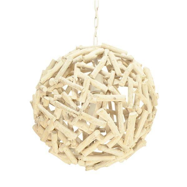 【送料無料】ペンダントライト/照明器具 【1灯】 木製/流木 ELUX(エルックス) Boom 【電球別売】【代引不可】