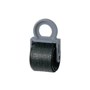 【送料無料】(業務用100セット) プラス ローラーケシポンミニ専用インクカートリッジ(個人情報保護スタンプ) カートリッジ式 IS-004CM