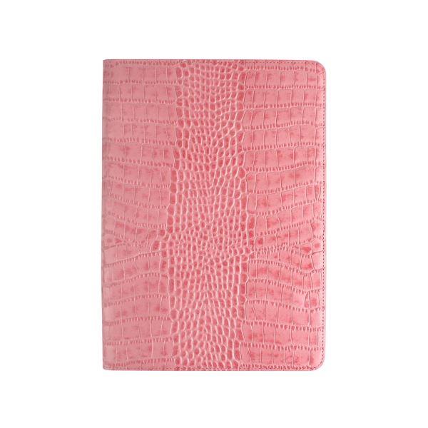 【送料無料】GAZE iPad Air 2 Vivid Croco Diary ピンク