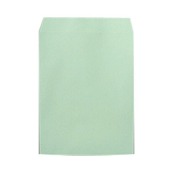 【送料無料】(業務用10セット) 菅公工業 封筒 角3 シ625 50枚 グリーン