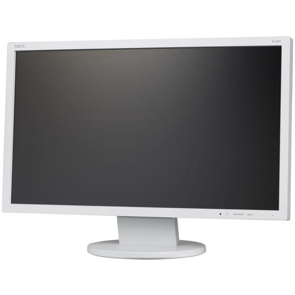 【送料無料】NEC 21.5型ワイド液晶ディスプレイ(白)