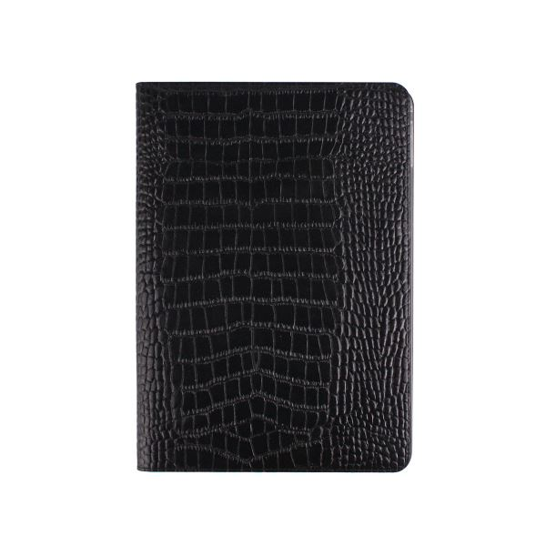 【送料無料】GAZE iPad Mini 3 Vivid Croco Diary ブラック