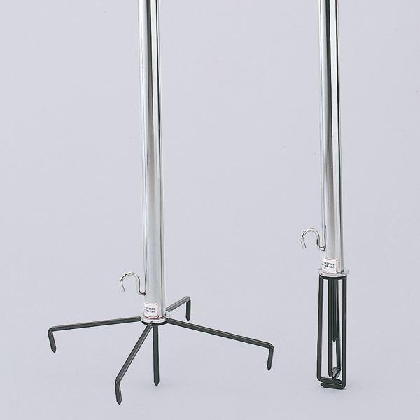 【送料無料】セーフティーガードスタンド(脚、折りたたみ式) セーフティスタンド-100X【代引不可】