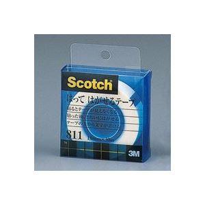 【送料無料】(業務用100セット) スリーエム 3M はってはがせるテープ小巻 811-1-12C