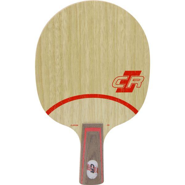 【送料無料】STIGA(スティガ) 中国式ラケット CLIPPER CR WRB PENHOLDER(クリッパー CR WRB ペンホルダー)