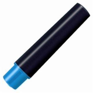 (業務用200セット) ZEBRA ゼブラ 紙用マッキーカートリッジ/水性ペン用替え芯 【太字・細字/ライトブルー】 2本入りRWYT5-LB