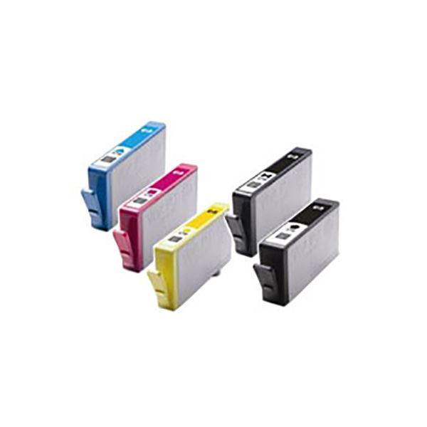 【送料無料】(業務用3セット)【純正品】 HP インクカートリッジ/トナーカートリッジ 【CR282AA HP178 5色マルチパック】