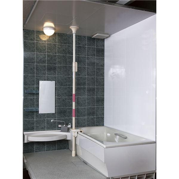 【送料無料】DIPPERホクメイ 浴槽手すり コメット NB-400-10