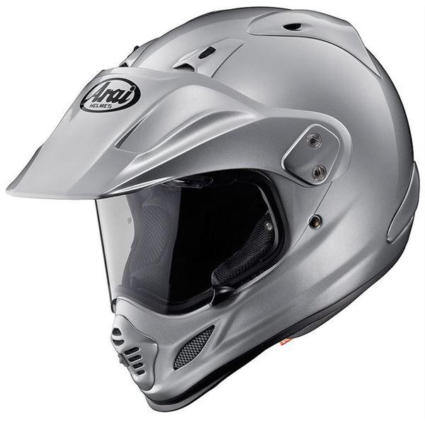 【送料無料】フルフェイスヘルメット TOUR CROSS 3 アルミナシルバー 57-58 【バイク用品】