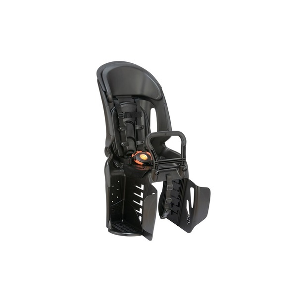 【送料無料】ヘッドレスト付き後ろ用子供乗せ(自転車用チャイルドシート) 【OGK】RBC-011DX3 ブラック(黒)/ブラック(黒)【代引不可】