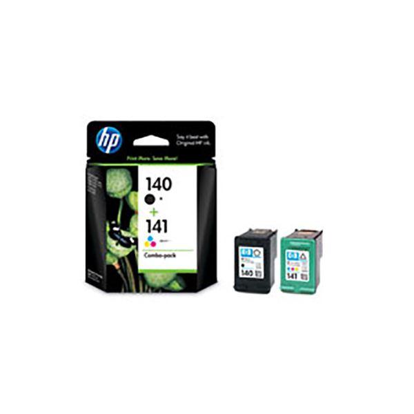 【送料無料】(業務用3セット) 【純正品】 HP インクカートリッジ/トナーカートリッジ 【CN711AA HP140/141 BK ブラック ・ カラーパック】