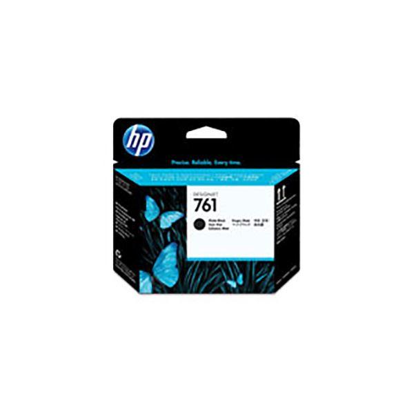 (業務用3セット) 【純正品】 HP プリントヘッド/プリンター用品 【CH648A HP761 MB/MB マットブラック/マットブラック】